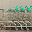 Shopping carts — Stock Photo #6658510