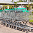Shopping carts — Stock Photo #6658899