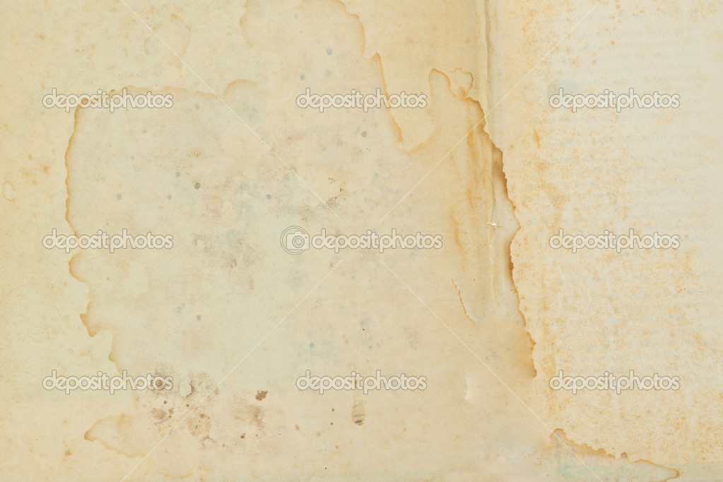 Old Paper sheet, Grunge vintage as background — Stock Photo #6655883