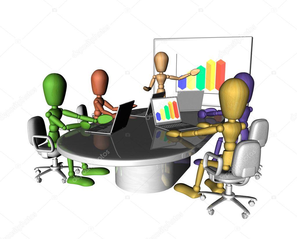 Business meeting presentation stock photo 169 krisdog 6578151