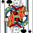 Постер, плакат: King of clubs