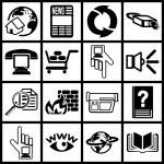 Internet web icon series set — Stock Vector #6575309