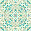 Middle eastern inspired seamless tile design - Vettoriali Stock