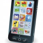 New smart mobile phone — Stock Vector