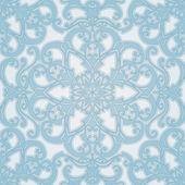 Beautiful natural seamless geometric tile design — Stock Vector