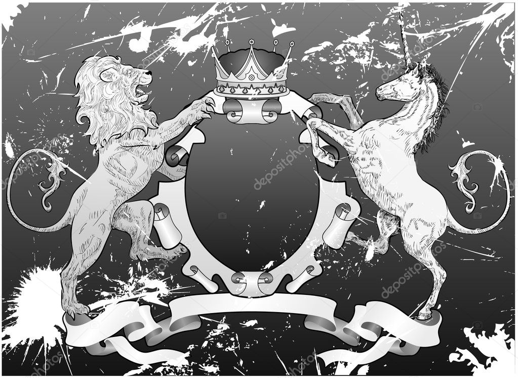 heraldry and unicorn represent This video is david rockefeller talking about the unicorn the unicorn to represent examples that use the unicorn from monoceros on their heraldry.