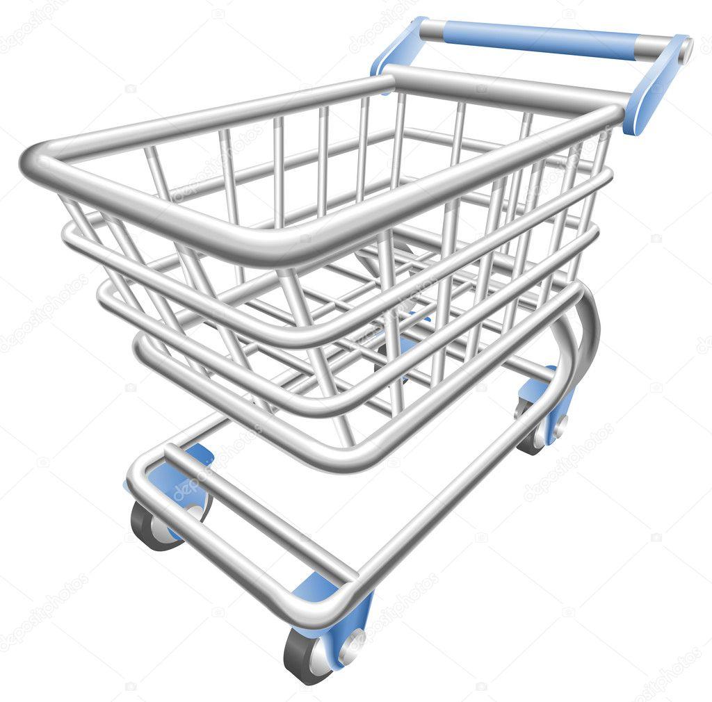 shiny shopping c...Free Clip Art Trolley Car