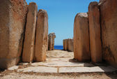 Ancient Architecture Of Old Mediterranean Culture — Stock Photo