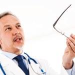 Doctor portrait — Stock Photo #6484150