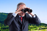Searching for new opportunities — Stock Photo
