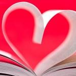 Book of love — Stock Photo #6445611