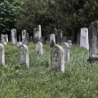 Stock Photo: Visited jewish nameless graves