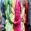 A set of scarves — Stock Photo #6603572