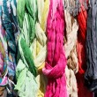 A set of scarves — Stock Photo