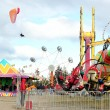 Colorful carnival scene - Photo