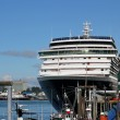 Стоковое фото: Cruise ship in Juneau Alaska
