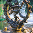 Bronze statue of Shiva Nataraja - Lord of Dance - Stock Photo