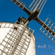 Medieval windmill - Stock Photo