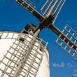 Medieval windmill — Stock Photo