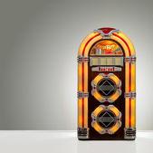 Retro Jukebox — Stock Photo