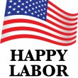 Royalty-Free Stock Vector Image: Labor day