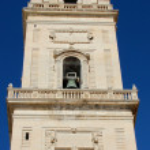 Campanile Piazza Duomo — Stock Photo