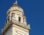 Lecce, Piazza Duomo — Stock Photo