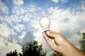 Bright ideas — Foto Stock