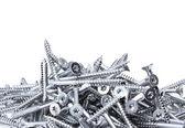 Group of screws — Stock Photo