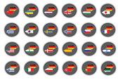 Tysk översättning — Stockvektor