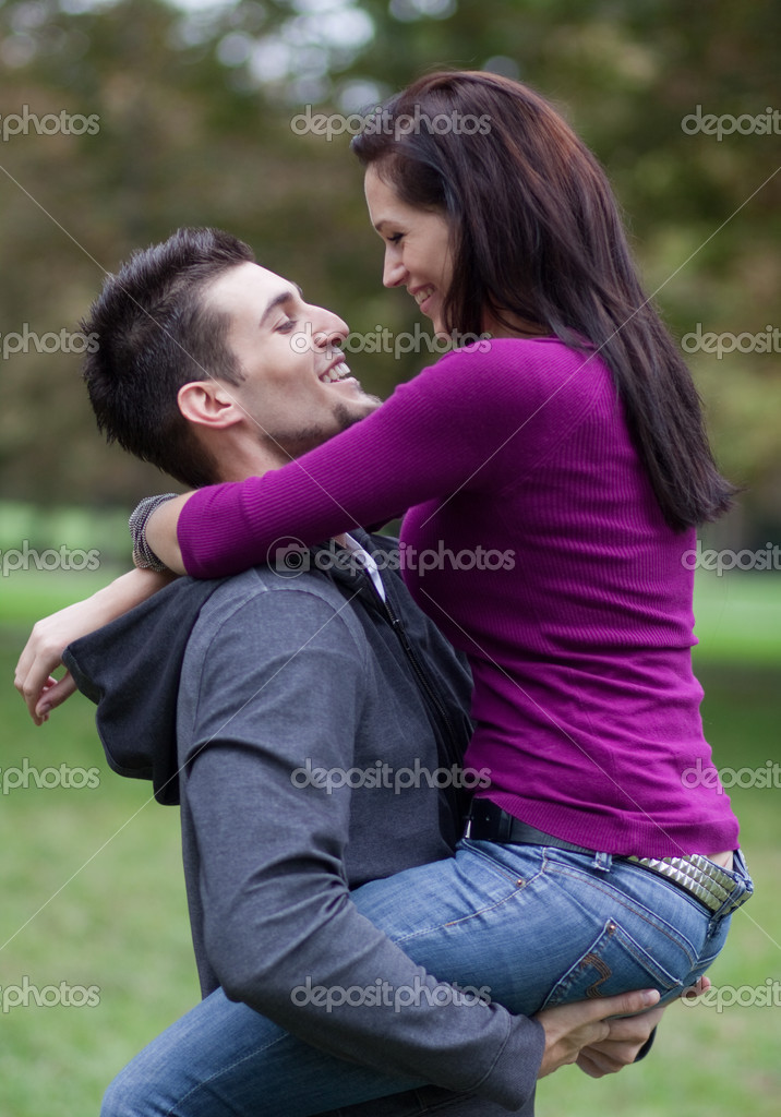 love young couple in - photo #29