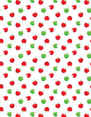 Bright Apple Background — Stock Photo