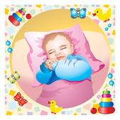 Baby — Stock Photo