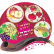Shana tova — Stock Photo #6488550
