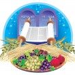Shavuot - Stock Photo
