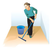 Cleaner — Stock Photo