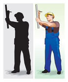 Arbeiter — Stockfoto