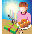 Royalty-Free Stock Photo: Hanukkah