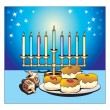 Hanukkah — Stock Photo #6520734