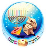 Magi och mirakel, tro på gud och judisk tradition — Stockfoto