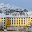Stock Photo: Mining school - BanskStiavnica, Slovakia