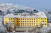 Mining school - Banska Stiavnica, Slovakia — Stock Photo