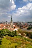 Bratislava catholic church, Slovakia — Zdjęcie stockowe