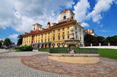Esterhazy castle — Stock Photo