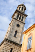 Lutheran church in Sopron, Hungary — Stock Photo