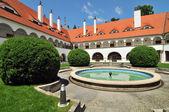 Castle Topolcianky, Slovakia — Stock Photo