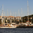 Stock Photo: Yacht marina