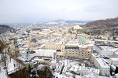 Winter in Salzburg — Stock Photo