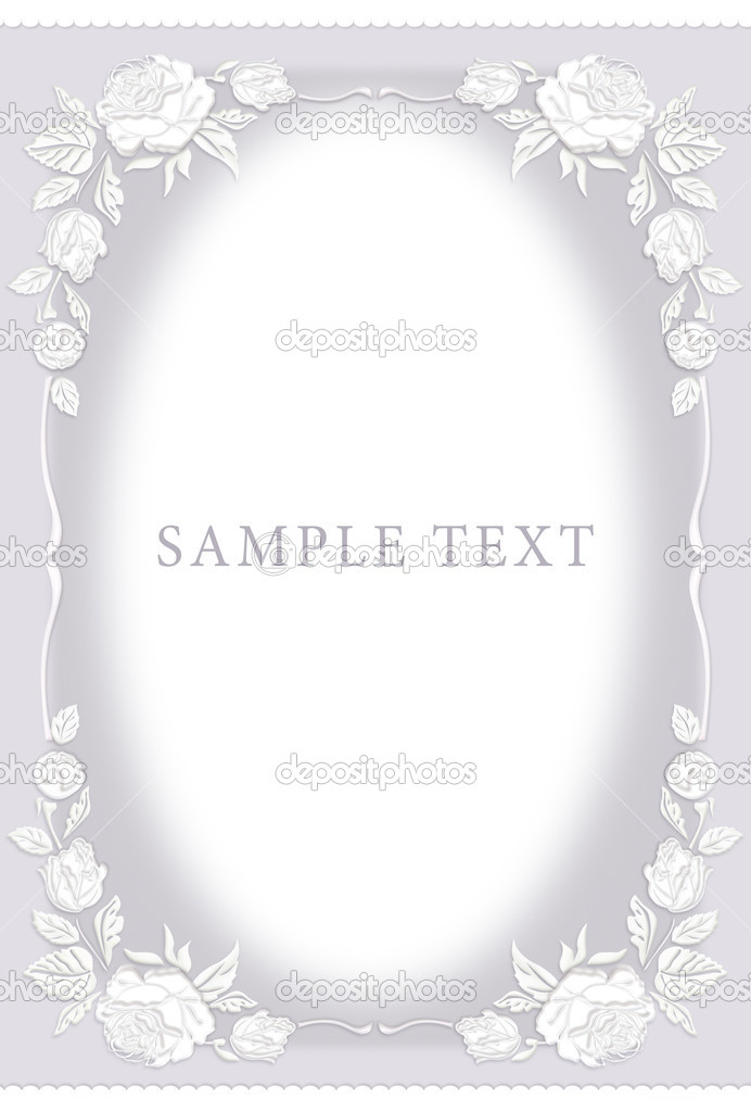 heart shaped frame stock vector olga lebedeva 19162815