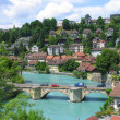 Cityscape of Berne, Switzerland — Stock Photo #6600767